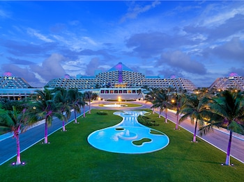 Book Paradisus Cancun All Inclusive in Cancun.