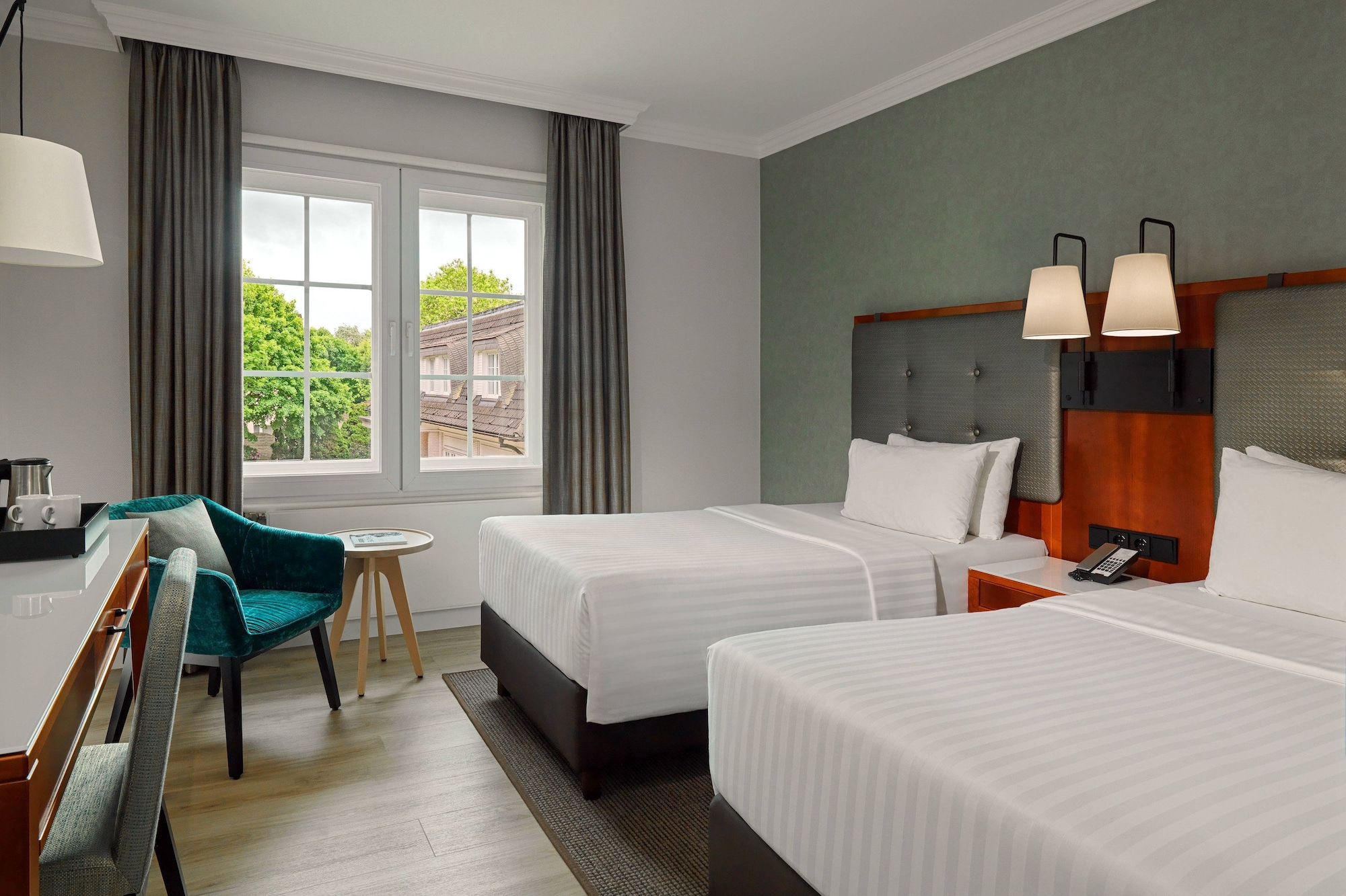 Courtyard by Marriott Hamburg Airport, Hamburg