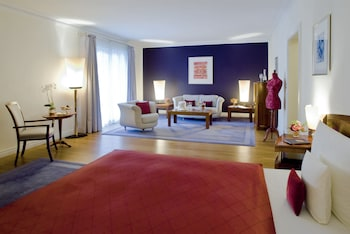 Hotel Louis C. Jacob - Living Area  - #0