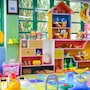 The thumbnail of Childrens Play Area - Indoor large image