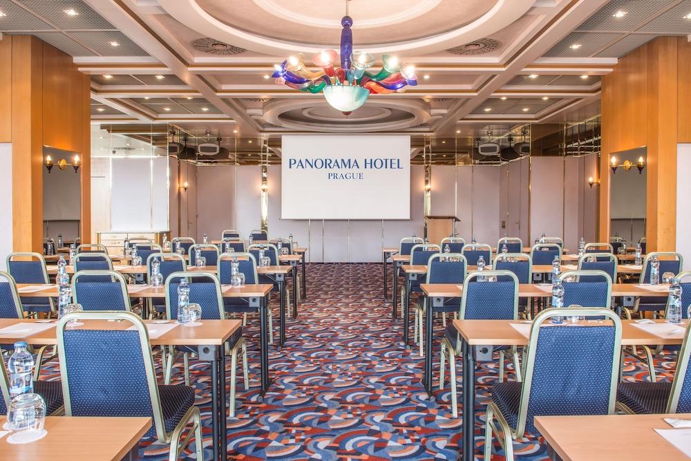 パノラマ ホテル プラハ