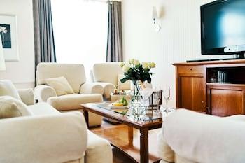 Presidential Suite (Private Terrace)