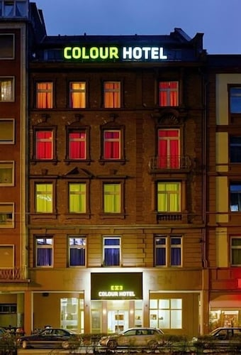 Colour Hotel, Frankfurt am Main