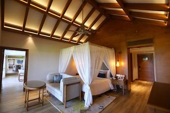 Grand Villa, 1 King Bed, Sea View