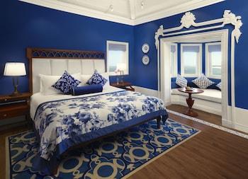 Villa, 2 Bedrooms, Sea View (Hermitage)
