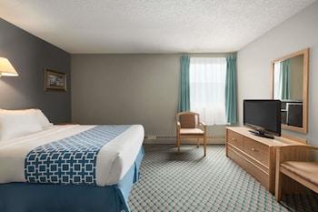 Upgraded, Standard Room, 1 Queen Bed