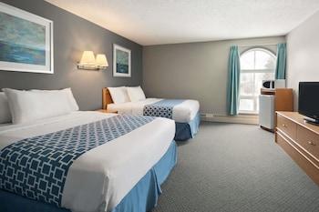 Upgraded, Standard Room, 2 Queen Beds