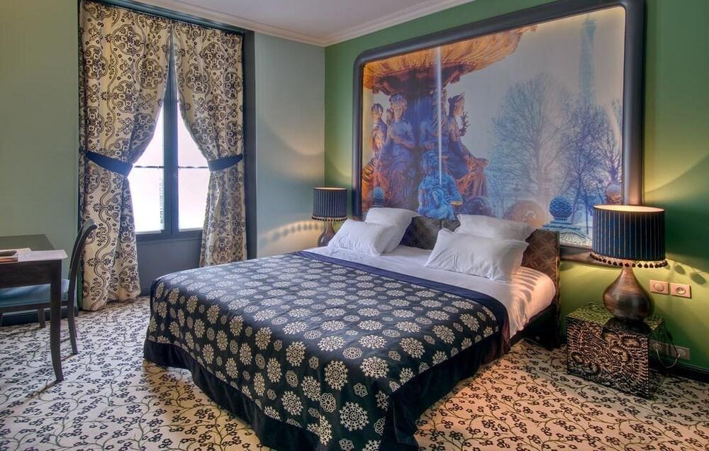 레 퐁텐느 두 뤽상부르(Les Fontaines du Luxembourg) Hotel Image 24 - Guestroom