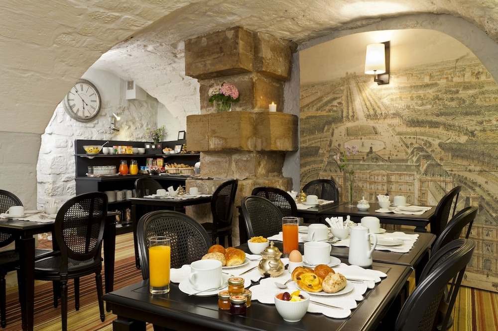 레 퐁텐느 두 뤽상부르(Les Fontaines du Luxembourg) Hotel Image 18 - Breakfast Area