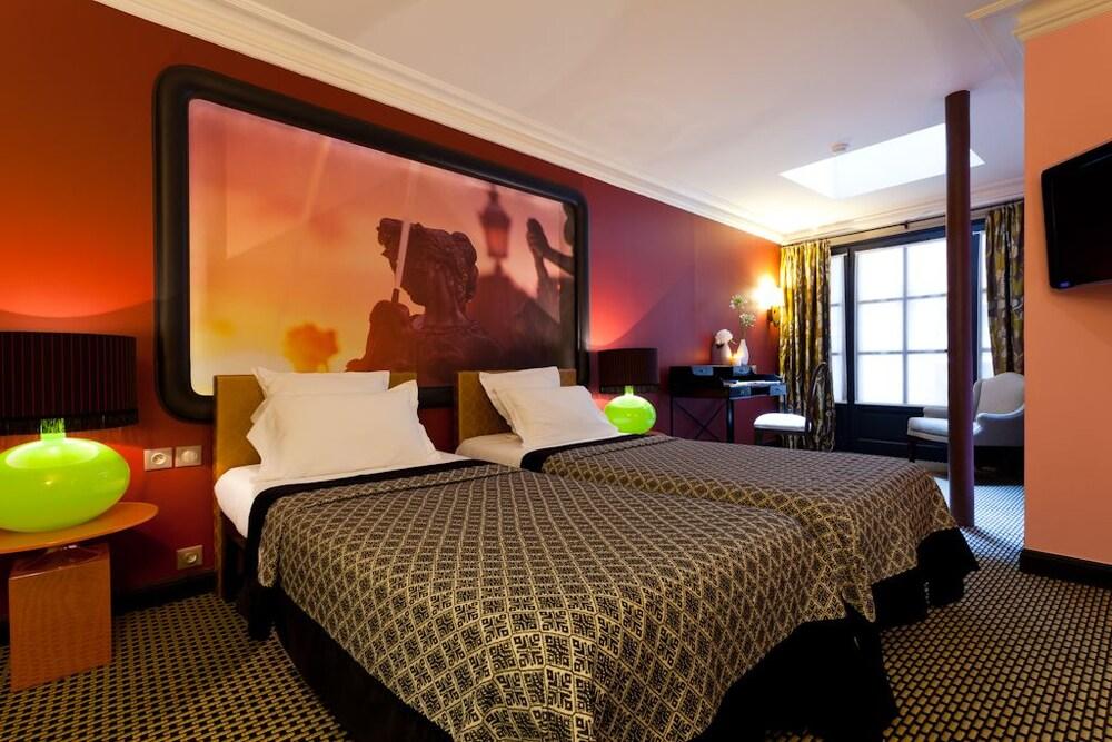 레 퐁텐느 두 뤽상부르(Les Fontaines du Luxembourg) Hotel Image 9 - Guestroom
