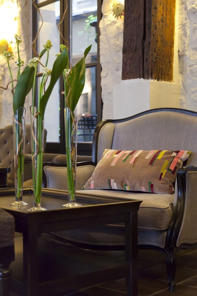 레 퐁텐느 두 뤽상부르(Les Fontaines du Luxembourg) Hotel Image 3 - Lobby Sitting Area