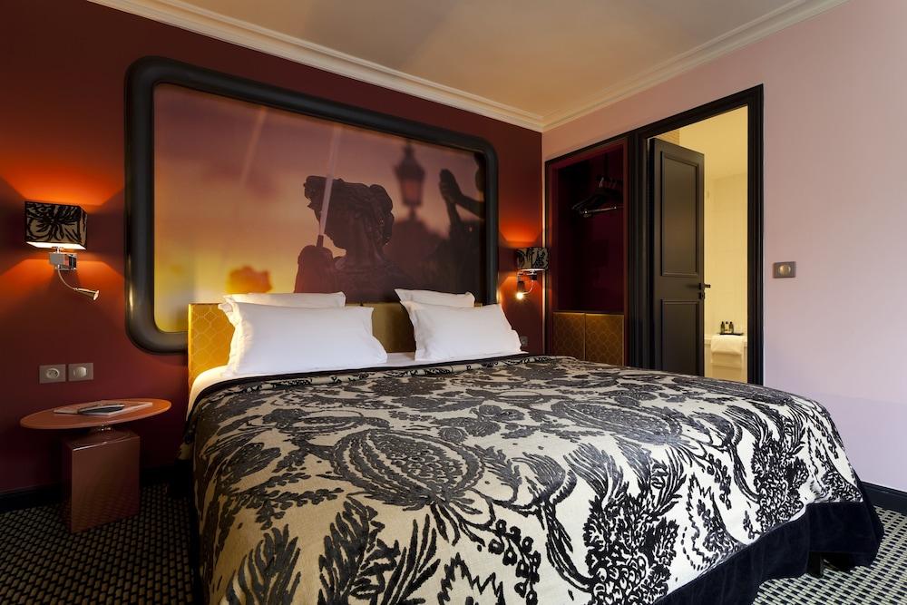 레 퐁텐느 두 뤽상부르(Les Fontaines du Luxembourg) Hotel Image 7 - Guestroom