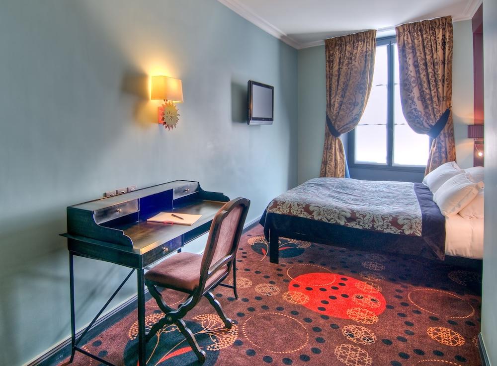 레 퐁텐느 두 뤽상부르(Les Fontaines du Luxembourg) Hotel Image 5 - Guestroom