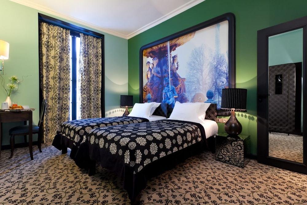 레 퐁텐느 두 뤽상부르(Les Fontaines du Luxembourg) Hotel Image 10 - Guestroom