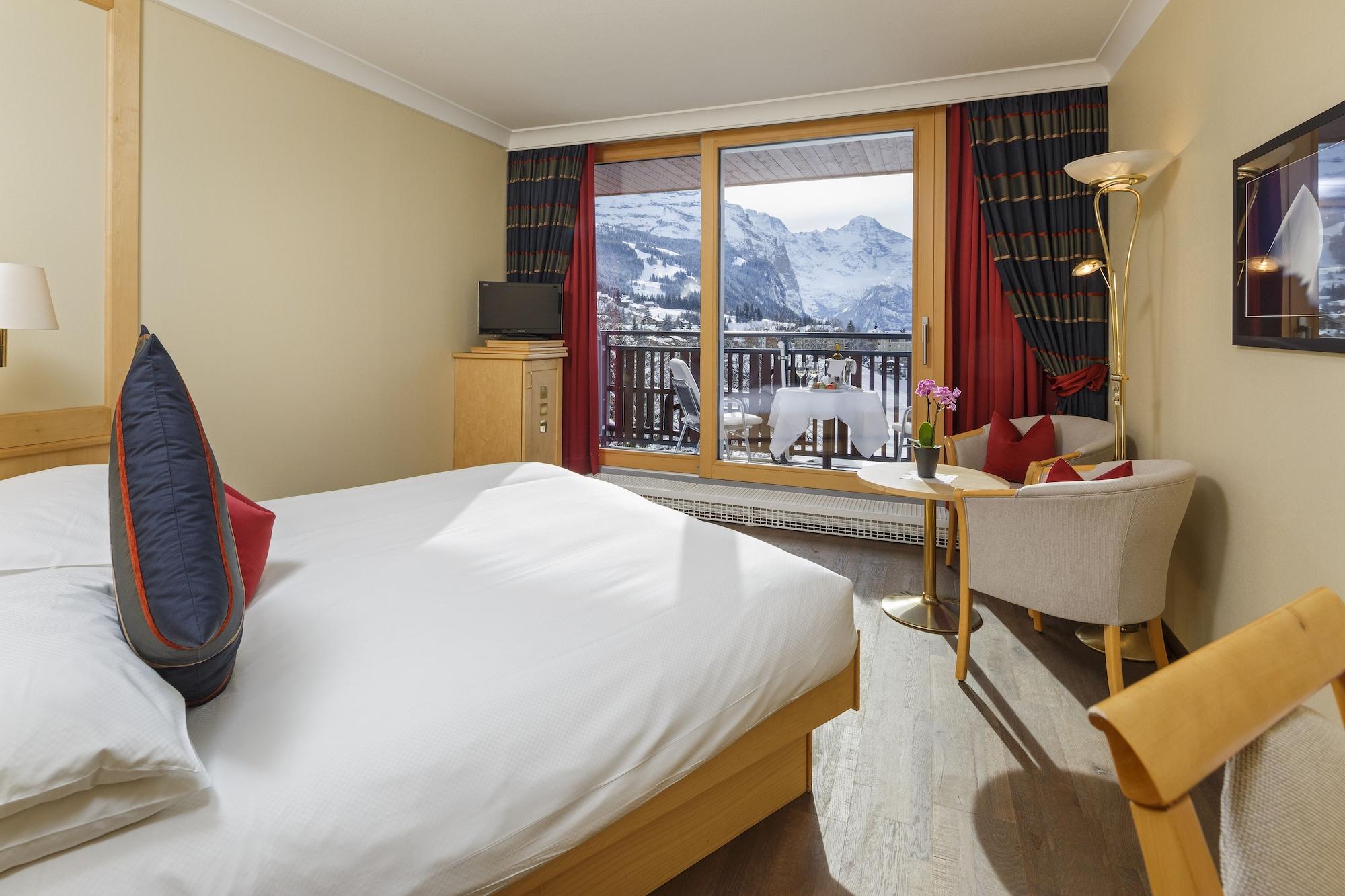 Beausite Park Hotel, Interlaken