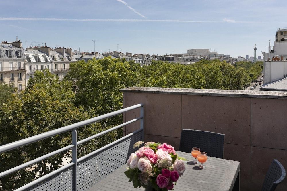 シタディーン バスティーユ マレー パリ