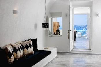 아스테라스 빌라(Asteras Villas) Hotel Image 13 - Living Area