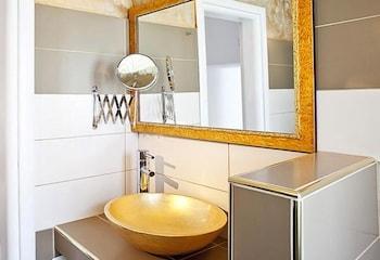 아스테라스 빌라(Asteras Villas) Hotel Image 25 - Bathroom Sink