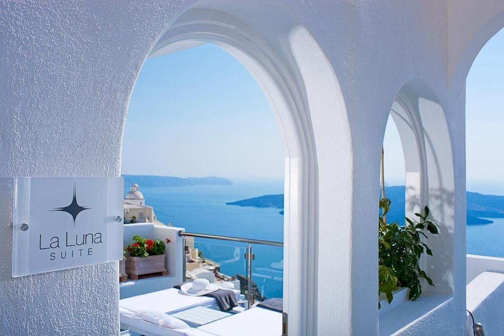 아스테라스 빌라(Asteras Villas) Hotel Image 20 - Balcony