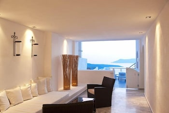 아스테라스 빌라(Asteras Villas) Hotel Image 12 - Living Area