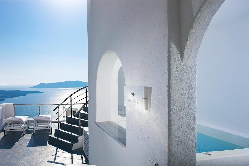 아스테라스 빌라(Asteras Villas) Hotel Image 18 - Balcony