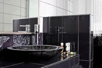 아스테라스 빌라(Asteras Villas) Hotel Image 27 - Bathroom Sink
