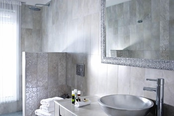 아스테라스 빌라(Asteras Villas) Hotel Image 26 - Bathroom Sink
