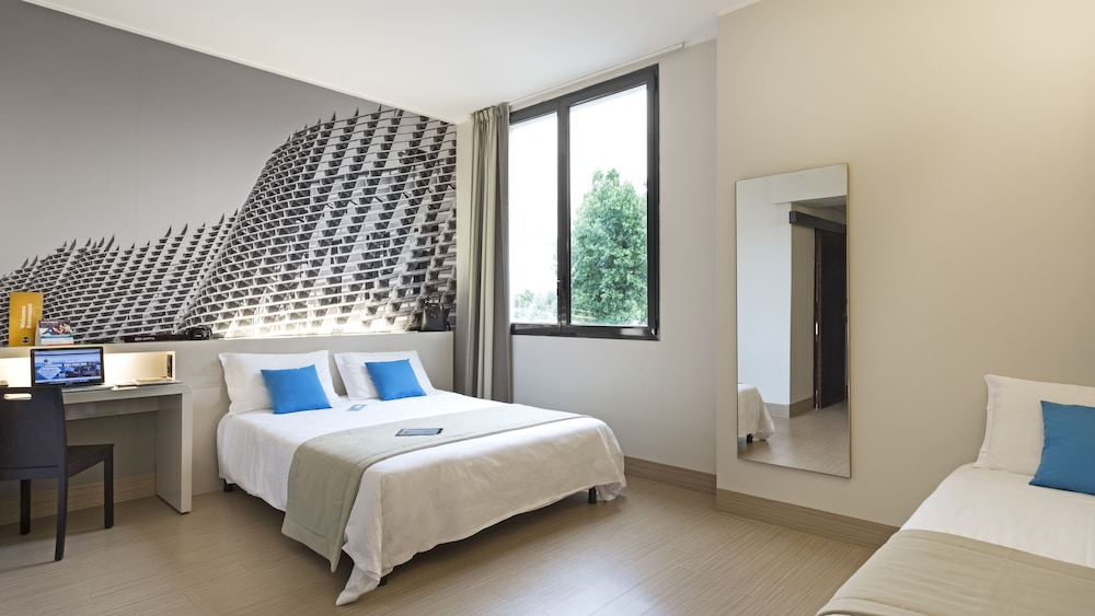 B&B 호텔 파엔자(B&B Hotel Faenza) Hotel Image 17 - Guestroom