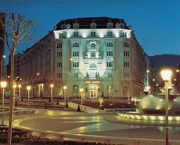 Hoteles con spa en espa a viajes el corte ingl s for Hoteles en bilbao con piscina