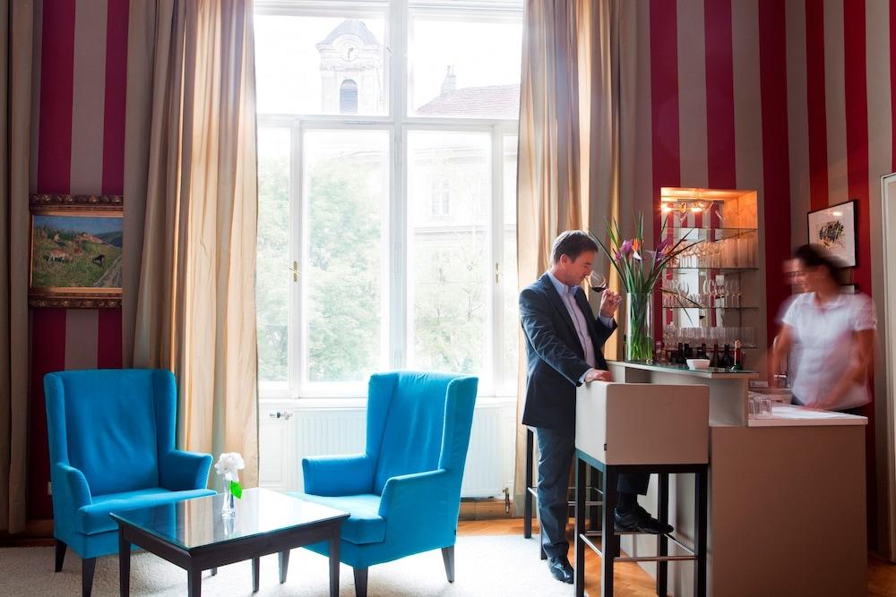 Small Luxury Hotel Altstadt Vienna