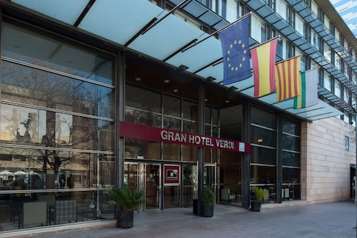 . Catalonia Gran Hotel Verdi