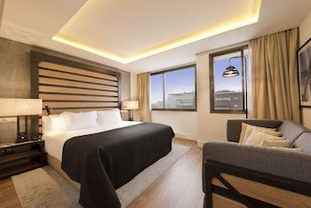 Superior Tek Büyük Yataklı Oda (deluxe)