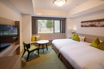 エコノミー ツインルーム (1名様)|白馬東急ホテル