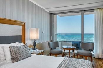 Executive Double Room, Sea View