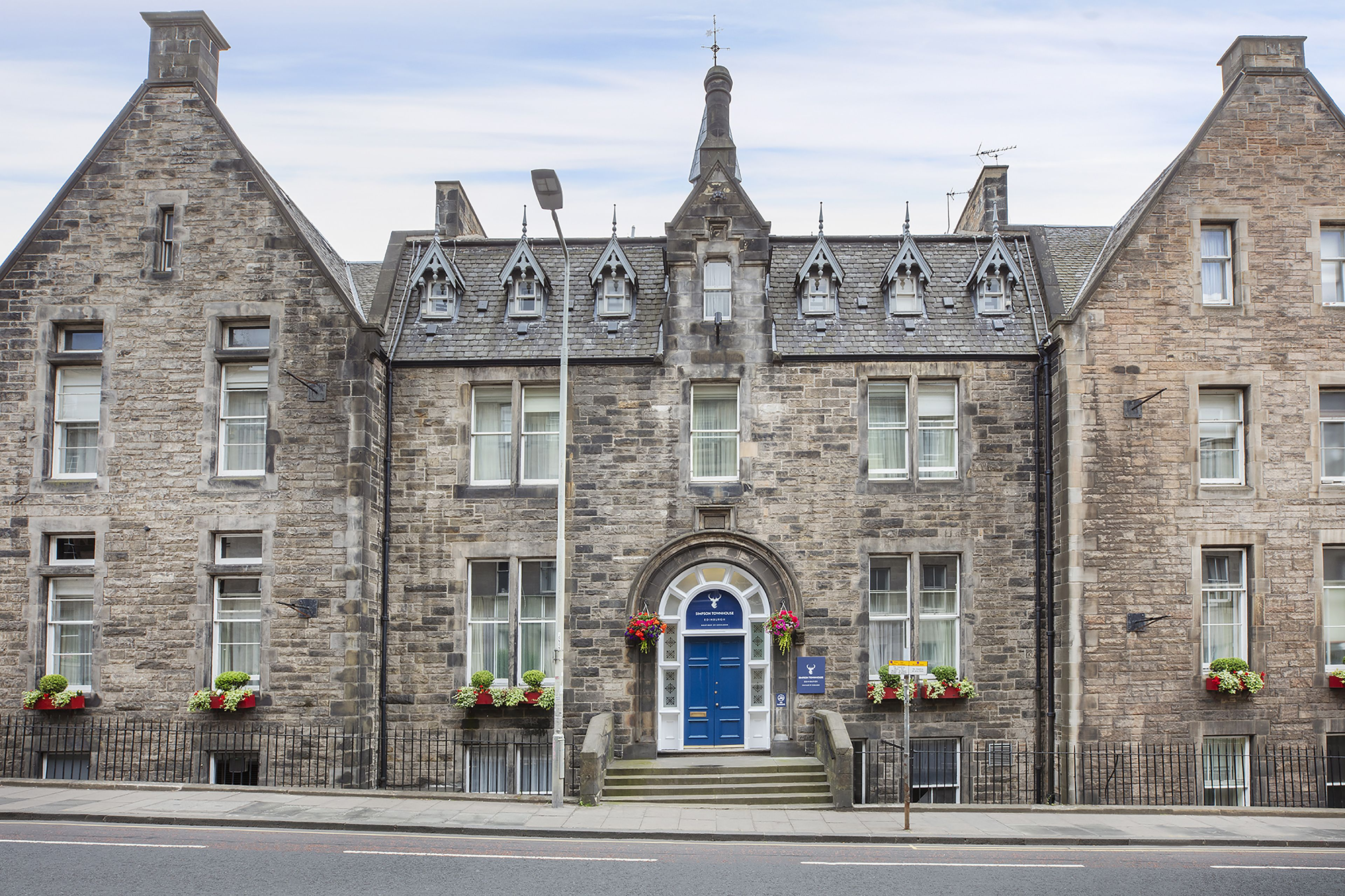 Leonardo Boutique Hotel Simpson Townhouse Edinburgh