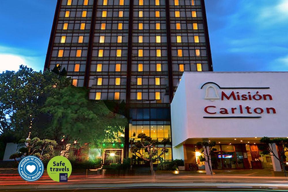 Hotel Hotel Misión Guadalajara Carlton