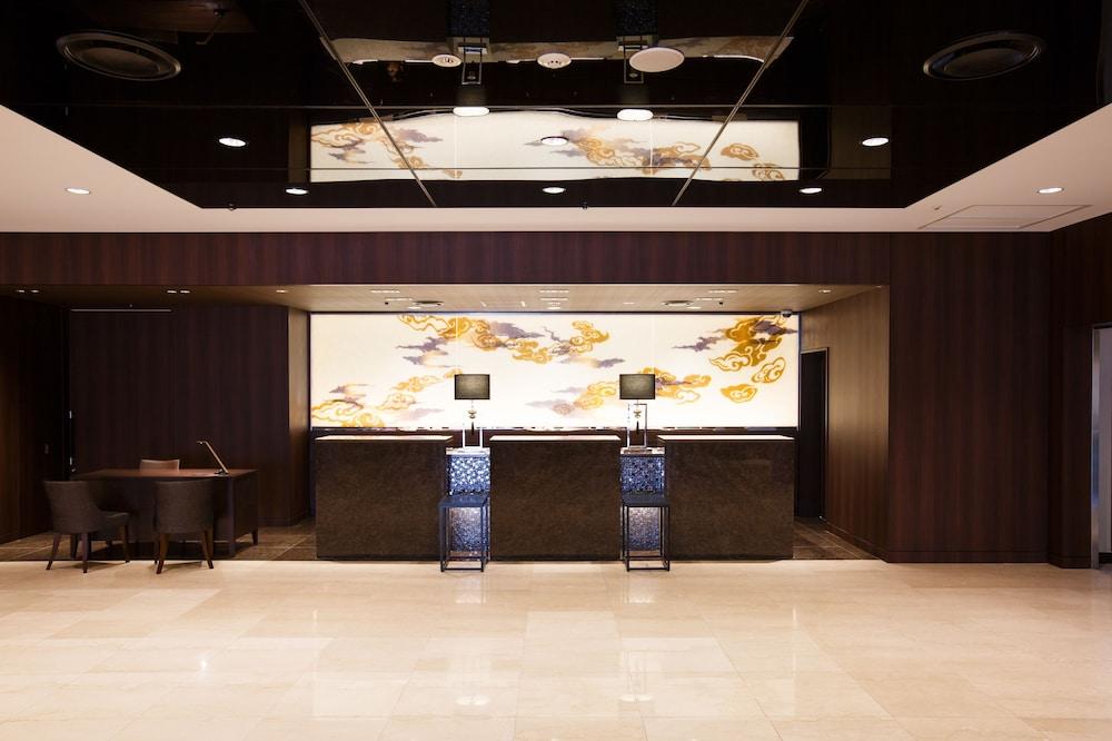 마쓰에 엑셀 호텔 도큐(Matsue Excel Hotel Tokyu) Hotel Image 2 - Reception