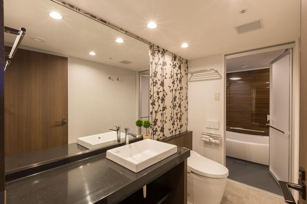 마쓰에 엑셀 호텔 도큐(Matsue Excel Hotel Tokyu) Hotel Image 12 - Bathroom