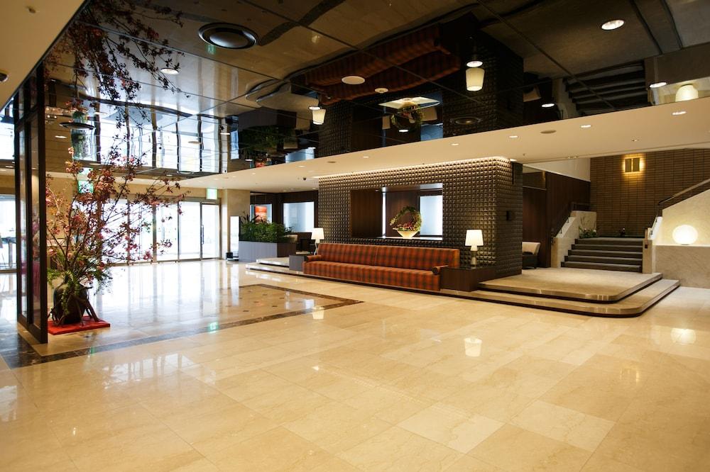 마쓰에 엑셀 호텔 도큐(Matsue Excel Hotel Tokyu) Hotel Image 1 - Lobby