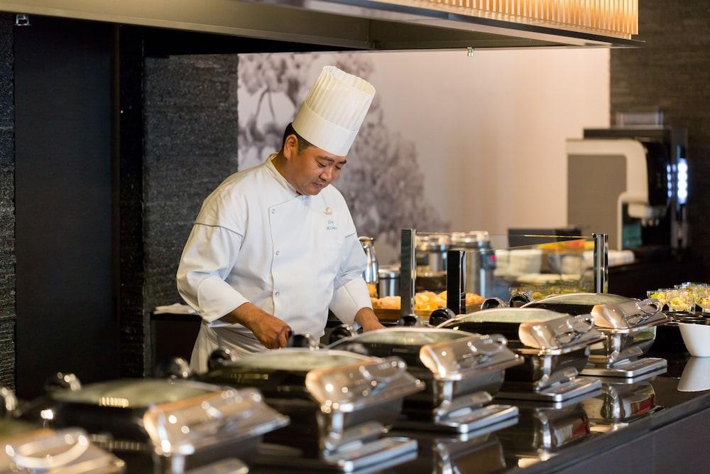 마쓰에 엑셀 호텔 도큐(Matsue Excel Hotel Tokyu) Hotel Image 17 - Restaurant