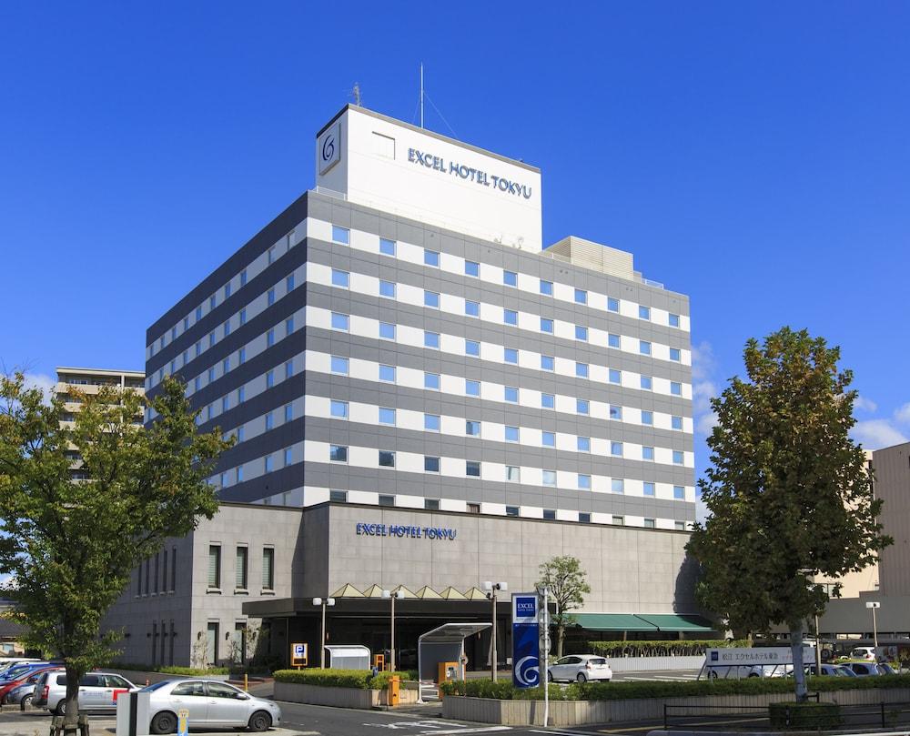 마쓰에 엑셀 호텔 도큐(Matsue Excel Hotel Tokyu) Hotel Image 11 - Hotel Front