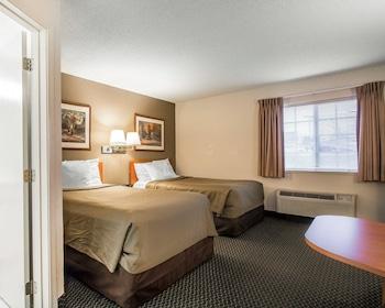 Room, 2 Double Beds, Smoking (Efficiency)