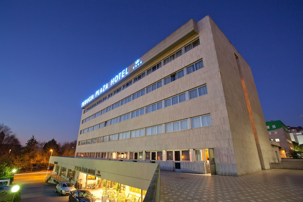 Hotel Hotel Perugia Plaza