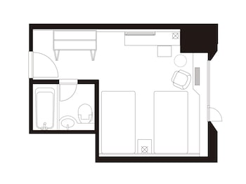 GRAND PRINCE HOTEL TAKANAWA Floor plan