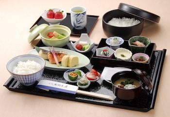 GRAND PRINCE HOTEL TAKANAWA Breakfast Meal
