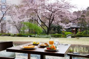 GRAND PRINCE HOTEL TAKANAWA Executive Lounge