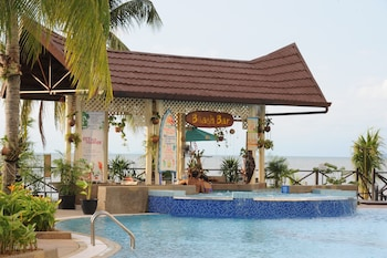 フラミンゴ バイ ザ ビーチ ペナン