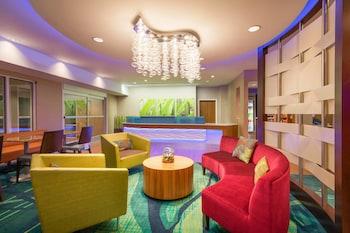 小石城春季山丘套房萬豪飯店 Springhill Suites Marriott Little Rock West