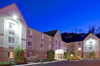 帕西帕尼莫里斯普萊恩斯索內斯塔簡單套房飯店 Sonesta Simply Suites Parsippany Morris Plains