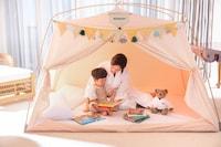 デラックス ルーム (Camping with Lonny)